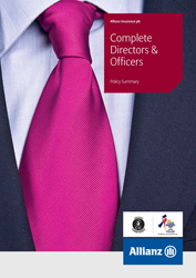 Complete Directors & Officers policy overview