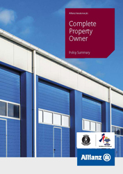 Complete Property Owner policy overview